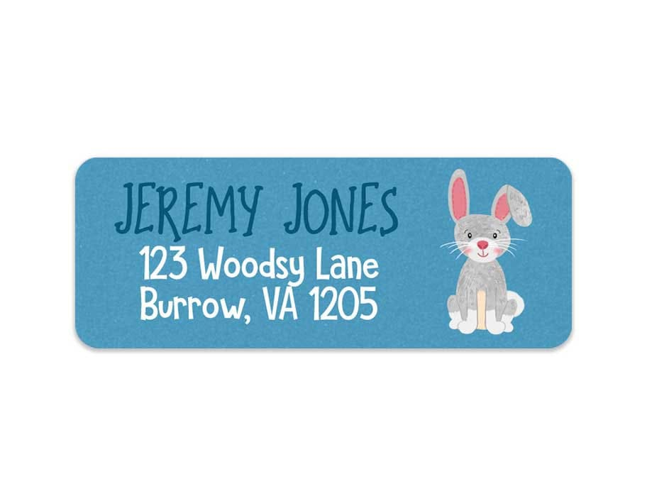 Waterproof Labels Girls Address Labels Bumble Bee Address Labels 30 Labels Butterfly Return Address Kids Camp Labels