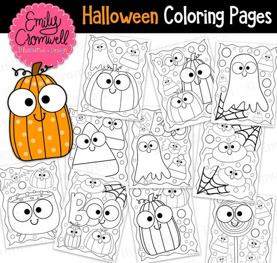 Halloween Coloring Pages Printable Coloring Pages Halloween