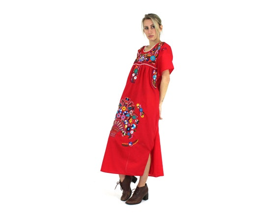 Mexican Dress / Women's Traditional Mexican Dress