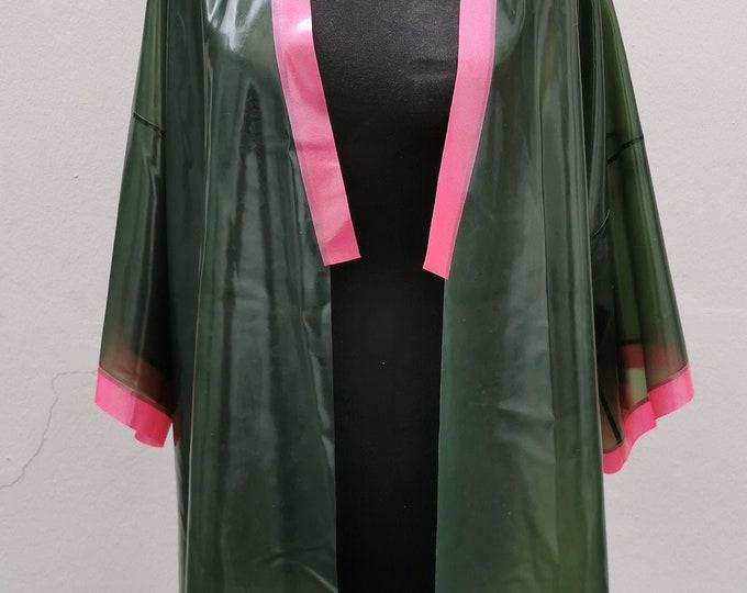 Latex Kimono Oberteil 'Kathy'