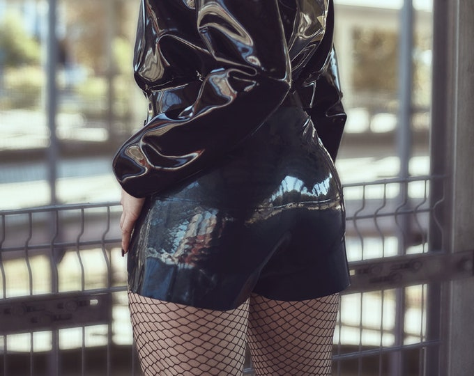Latex Shorts
