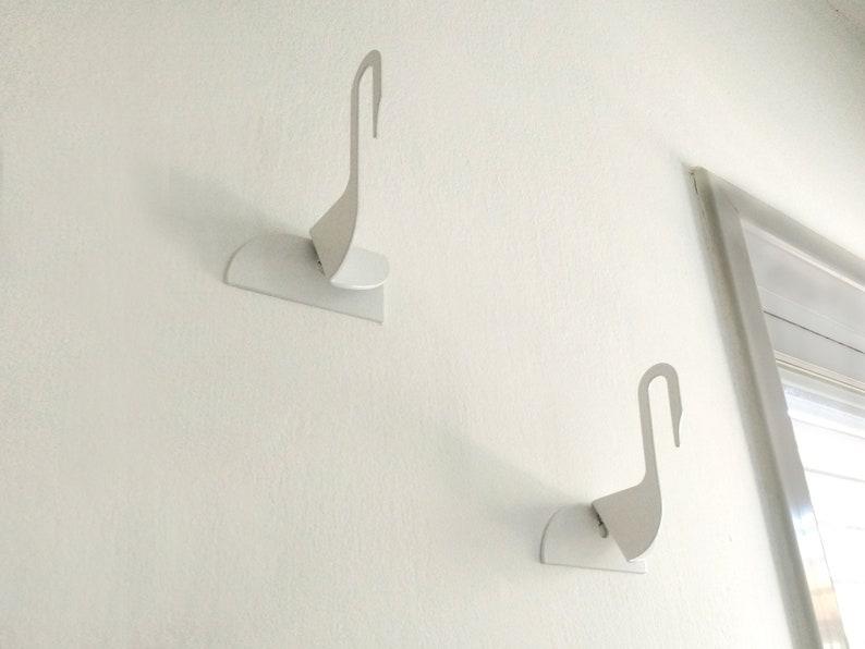 Modern Entryway Wall Hooks set of five