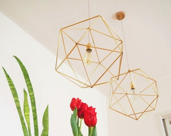 Modern Geometric Chandelier Lighting