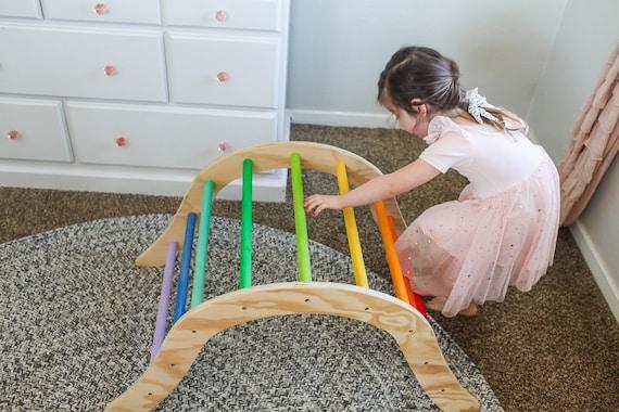 Holz Kletter Bogen : Kletterdreieck mit genauer bauanleitung gut geeignet auch als