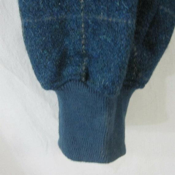 Plaid Wool Lined Hunting Field Pants 36 Waist Rib… - image 2