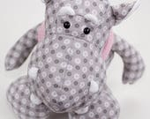 Sewing pattern Stuffed an...