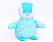 Baby Penguin Sewing Patte...