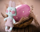 Bunny Sewing Pattern and ...