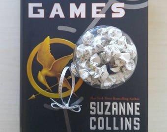 The Hunger Games Origami Star Ornament