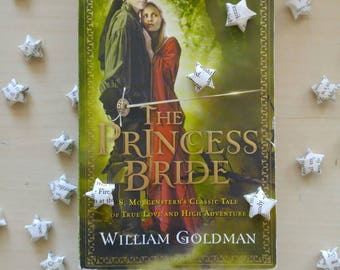 The Princess Bride Origami Star Ornament