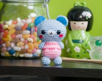 Amigurumi Baby Bear - Crochet Pattern