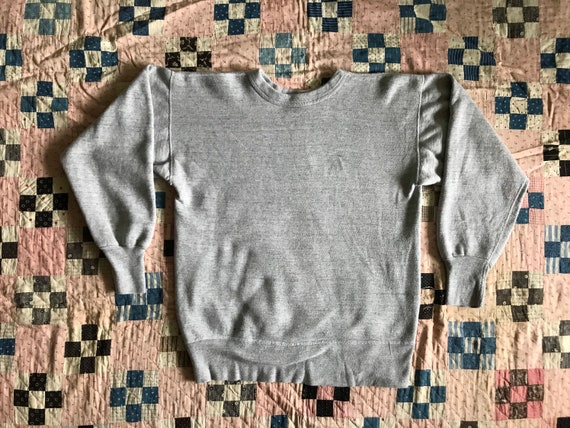 Vintage 1950's size large Fruit of the Loom sweats