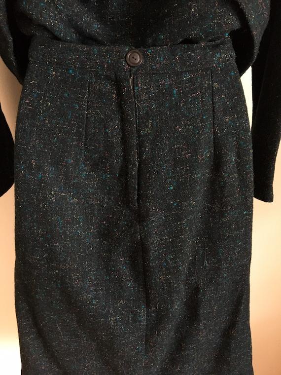40's Peerless of Boston skirt suit S/M - image 8