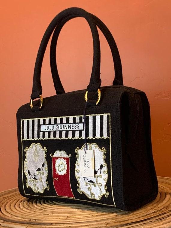 Vintage LULU GUINNESS Handbag