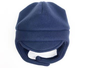Toddler Ear Flap Fleece Hat Child Chin Strap Hat Fleece  a5171921733