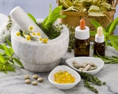 Initial Herbal and Nutritional Consultation, personalized, customized,