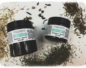 Herbal exfoliator, Honey & Herb Scrub (Previously known as Mug Paste), mask, scrub