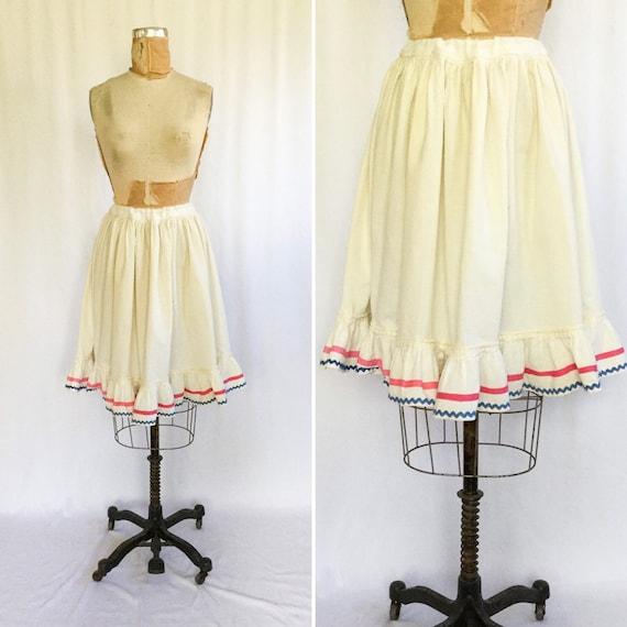 Vintage Edwardian Petticoat | Vintage Edwardian co