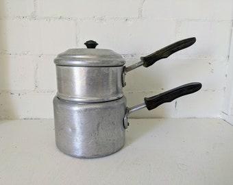 Raco vintage steamer, aluminium