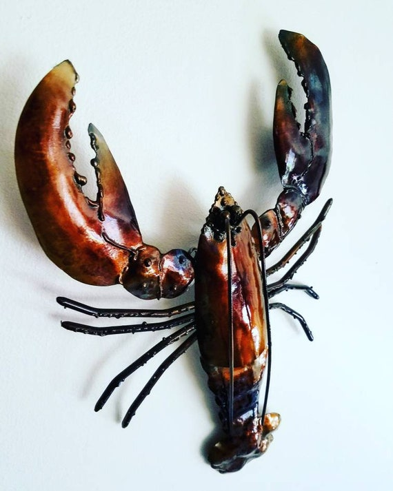 Maine Lobster,Indoor/Outdoor Wall Piece