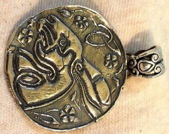 Celtic Designed Jewelry: Celtic Knot, Celtic Hare