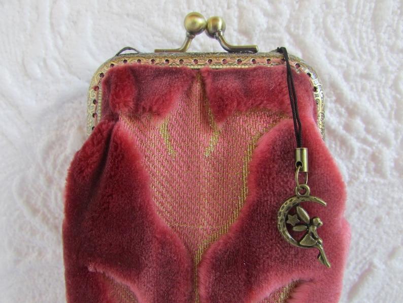17D - Eyeglass case fabric, sunglass case, cell phone case, wallet, coin purse, ..., handmade