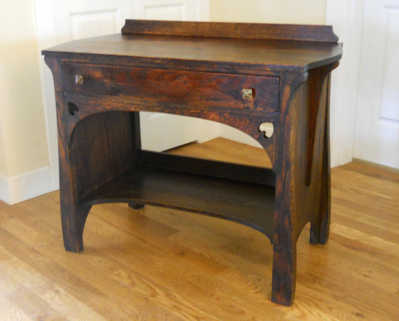 Antique Stickley Limbert Era Luce Furniture Rare
