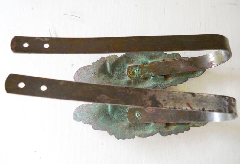Swedish Curtain Clips Scandinavian @222 Vintage Curtain Pegs Set of 20 Metal Wood