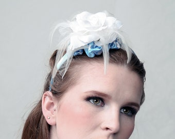 "Couture fascinator ""HUNNY BUNNY"""