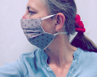 SET of 3 Mouth Masks Washable Reusable - face mask, mondkapje, mondmasker, protective mask against corona COVID19 pandemic