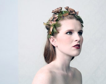 Couture Headdress 'WOODSTOCK'