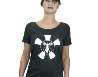 T-shirt 'Da Vinci' - Size  L / XL