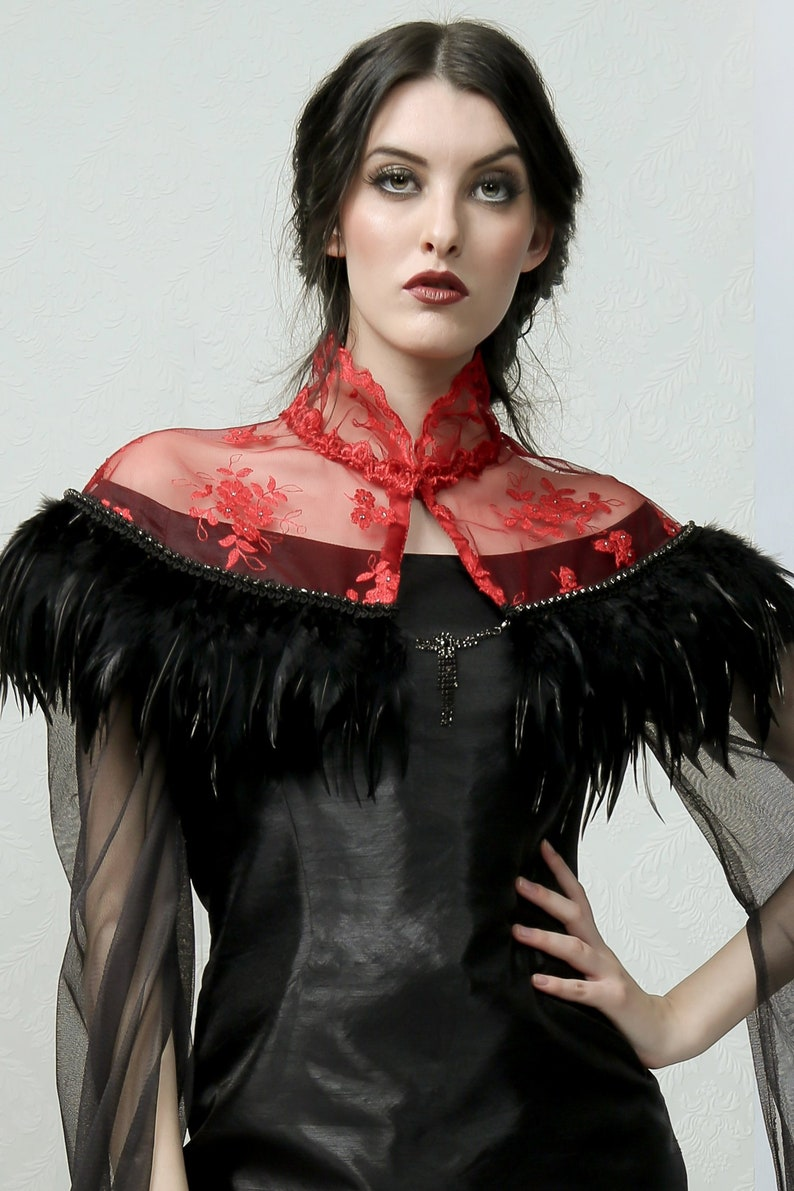 IN A REVERIE  Lace collar image 0