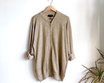 dc73bbd60acc Gold sparkle sweater