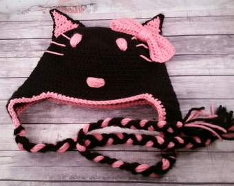 6c1a6a8d0 Hello Kitty hat, free shipping