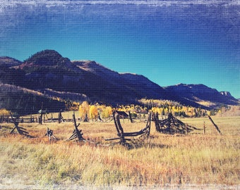 Fine Art Prints, Canvas Gallery Wrapped, Metal Wall Art, Rocky Mountains, Mountain photography, Colorado Photography