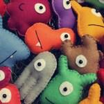 25 x Mini Toys for Micaela