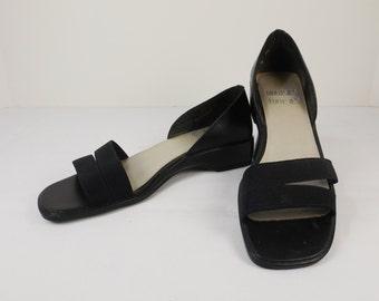 2b6b549dbe00 MOOTSIES TOOTSIES Black Sandals Size 7-1 2M 7.5M