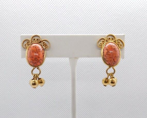 AMCO 12K GF Earrings