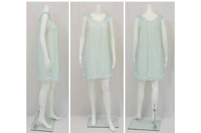 MADEMOISELLE LINGERIE Nightgown Size Small