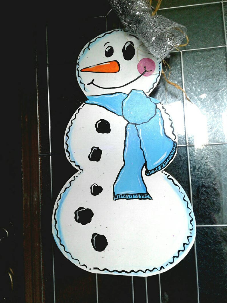 Reversible Happy Fall Pumpkin Winter Snowman