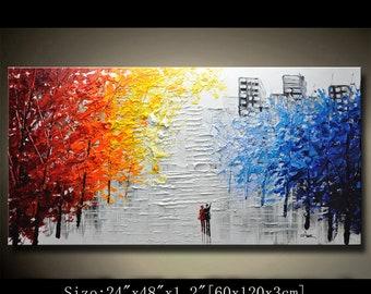 Oil Paintings | Etsy