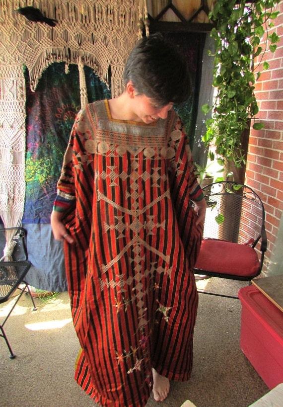 Antique Ethnic Yemen Dress