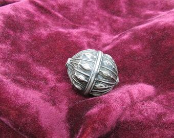 Yemen Silver Bead