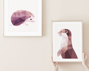 Prints for the Nursery