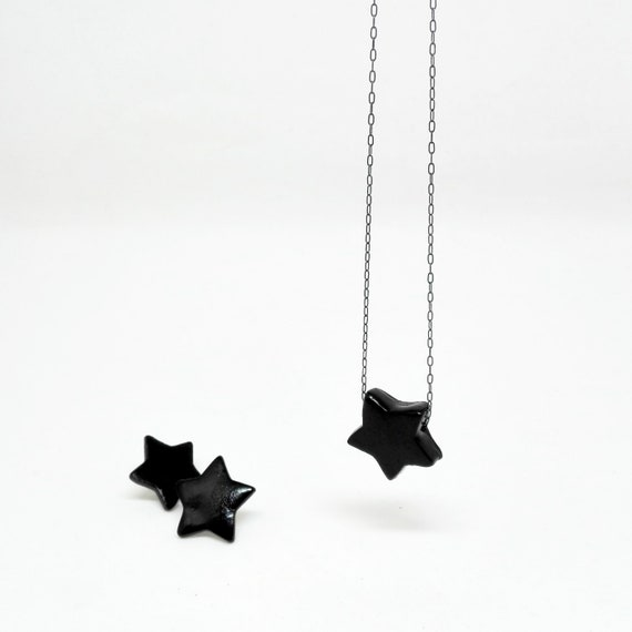 Star long neacklace