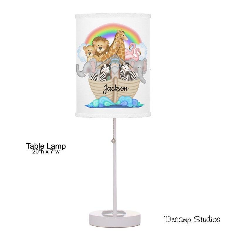 Lamps Shades Baby Nursery Lamp Safari, Jungle Lamp Nursery
