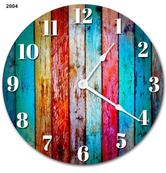 Large 10.5 Wall Clock 10.5 CUTE STARFISH CLOCK Home D/écor Clock