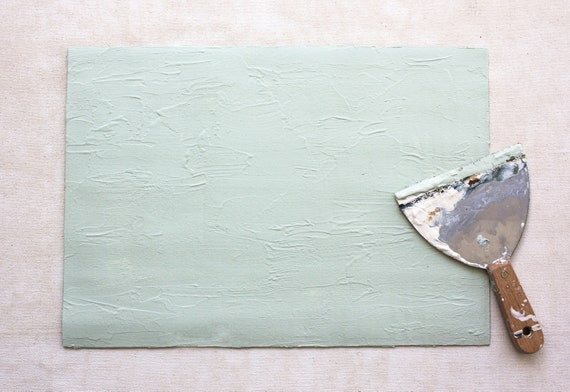 FLAT LAY BACKDROP - Small Hand Painted Textured Styling Board for Photography, Styled Shoots, Flat Lays, Stationery shots