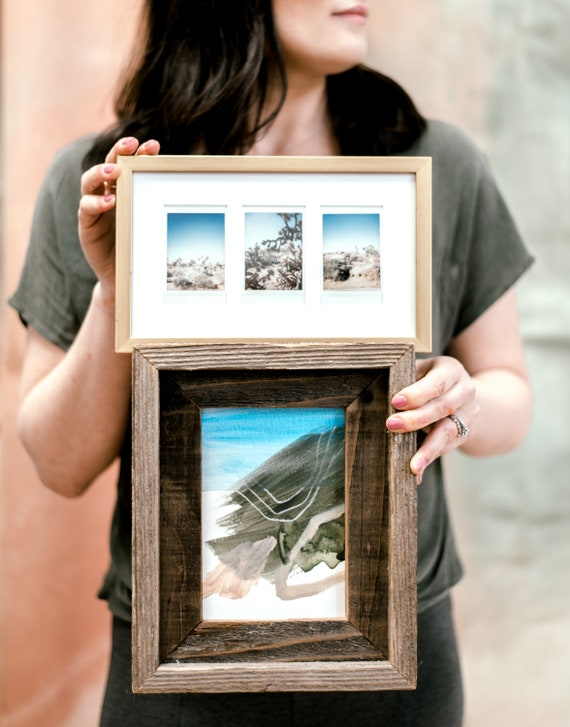 INSTANT GALLERY WALL - Print + Painting Duo - Joshua Tree